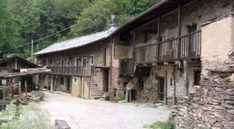 Rustico / Casale zona Tagliaretto-Ravadera, Torre Pellice