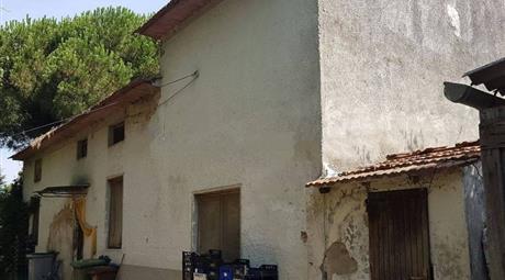 Casa colonica via dei Coltivatori, Viareggio