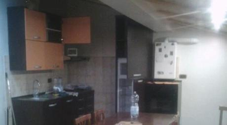 Mini appartamento, mansarda