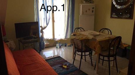 Quadrilocale Contrada Pallio 152, Giardini-Naxos