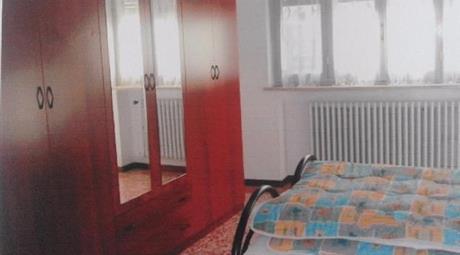Bilocale in centro con balcone, mq 65
