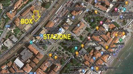 Box comodissimo in vendita a via Adelasia, Alassio (SV) 69.000 €