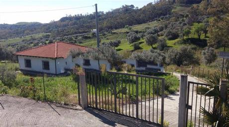 Villa unifamiliare Contrada Vitarva, Caulonia