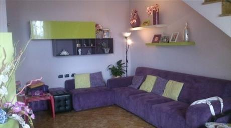 Appartamento via Trento, Bottanuco