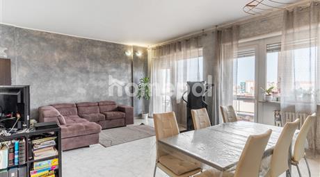 2 appartamenti in uno con vista sulle Alpi