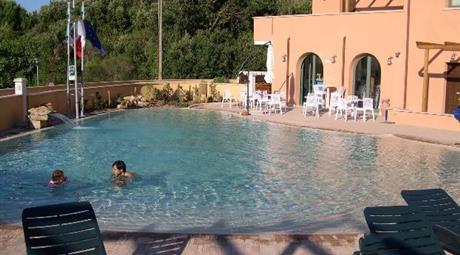 Appartamento con piscina Isola d'Elba 220.000 €