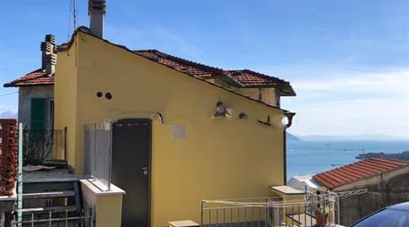 Terratetto unifamiliare via del Montale 10, La Spezia