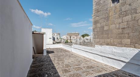 Appartamento con terrazzo nel cuore del Salento | Centro storico di Corigliano