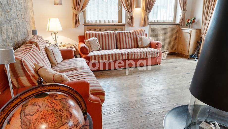 Incantevole appartamento con beauty farm e giardino | Ortisei