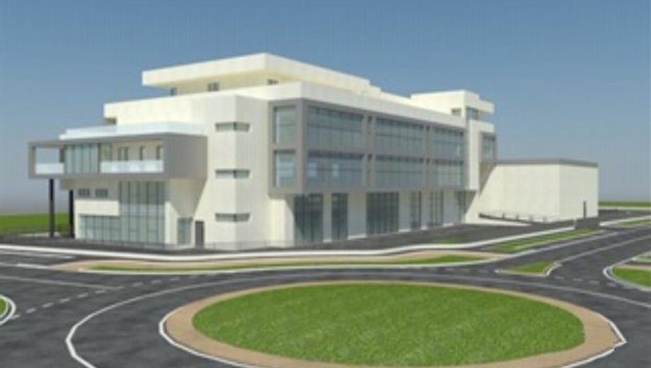 Ufficio/studio medico di nuova costruzione