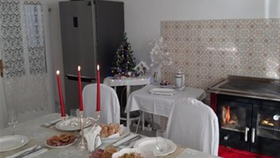 Appartamento indipendente in casa trifamiliare