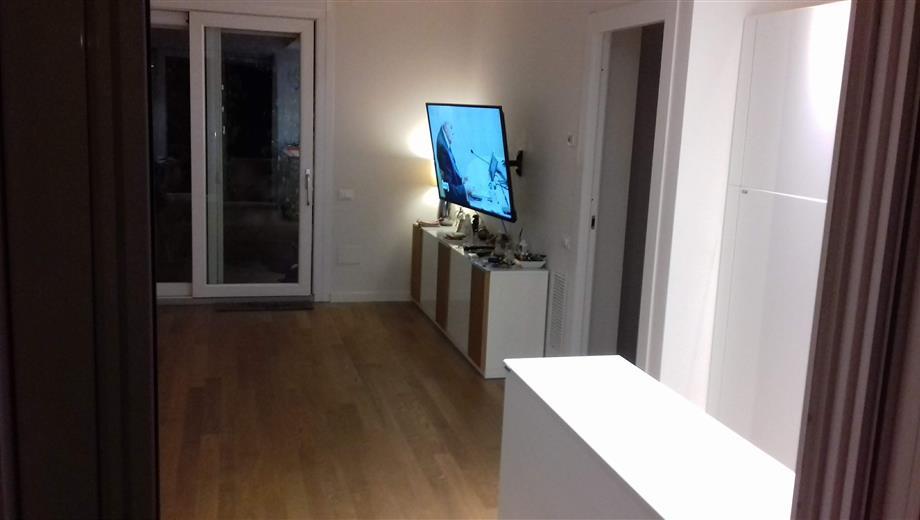Cagliari nel quartiere di Pirri ultimo attico nuovo arredato e super accessoriato