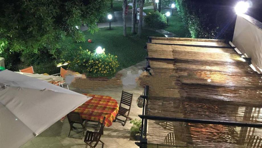 Villa plurifamiliare via Amerigo Vespucci 70, Torchiarolo