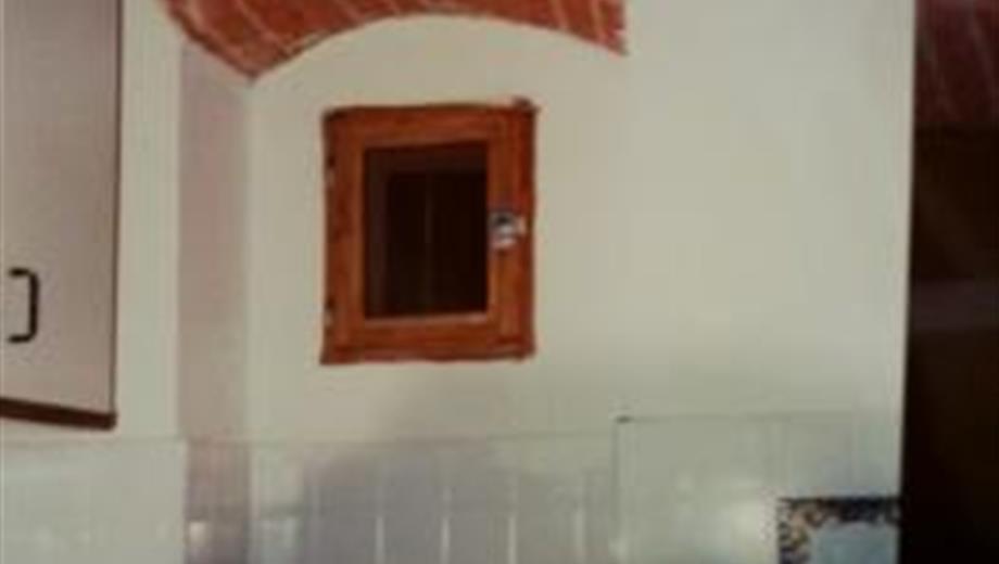 Appartamento ristrutturato in stile toscano