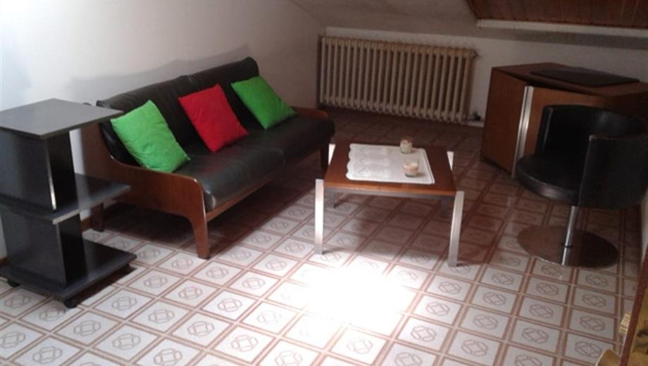 Appartamento mansardato Montemonaco