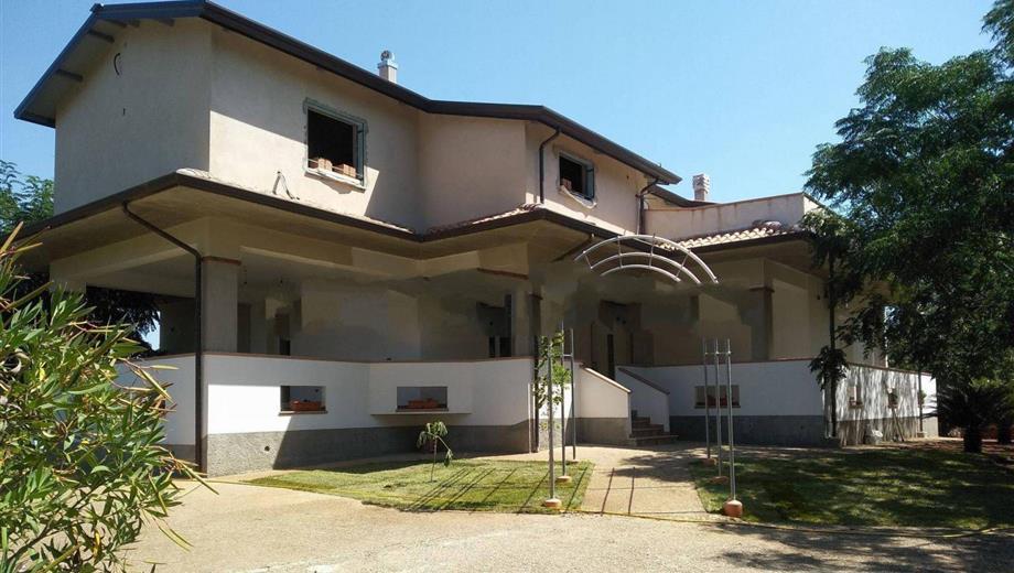 Villa bifamiliare San Nicola 1, Malvito