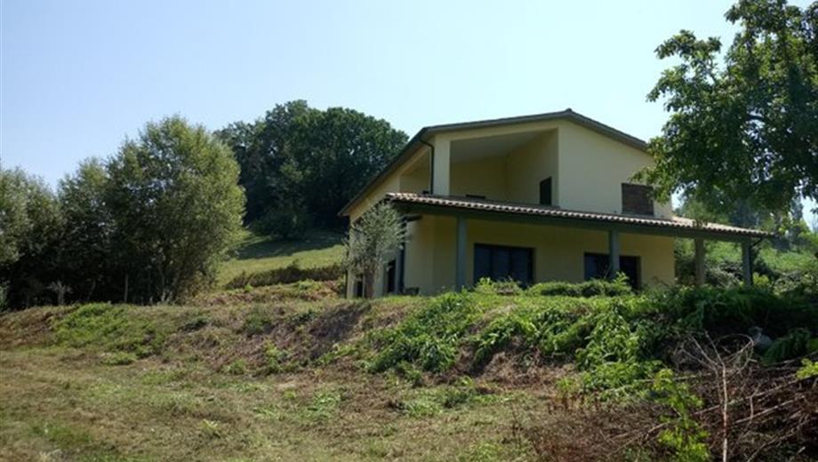Villa in vendita  a  Collevecchio