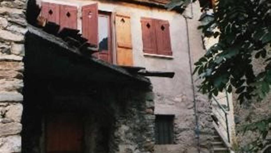 Casa del 1700