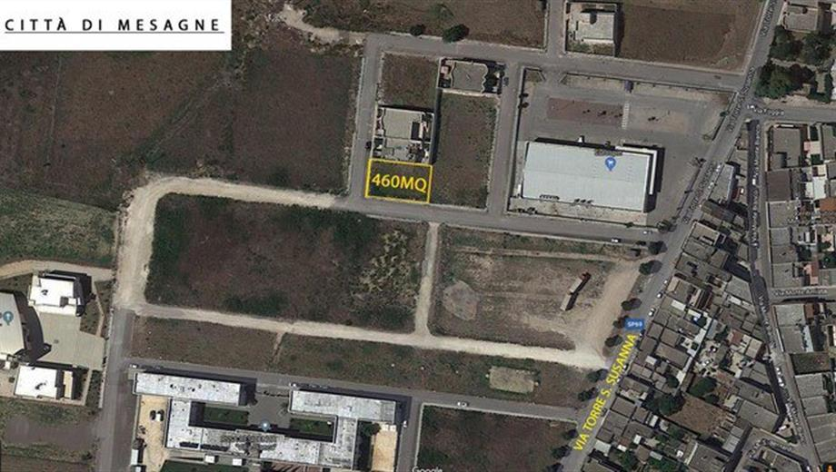 Terreno edificabile con progetto approvato in Vendita in Via Torre San Susanna a Mesagne
