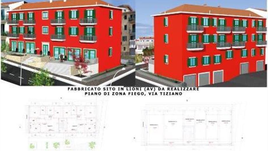 Appartamento con garage 130.000 €