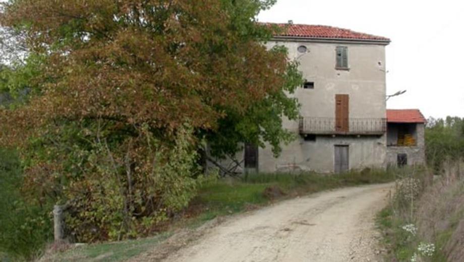 Meravigliosa cascina Spigno Monferrato