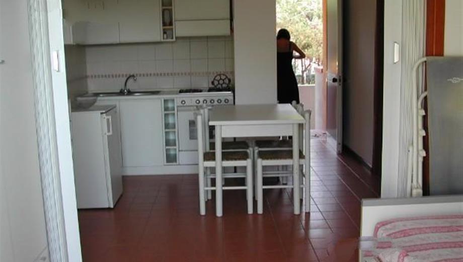 Appartamento al 1 piano in condominio residence