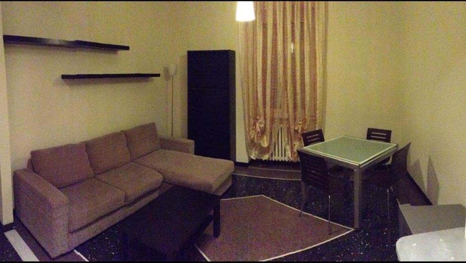Alloggio 2 camere da letto completamente ammobiliato