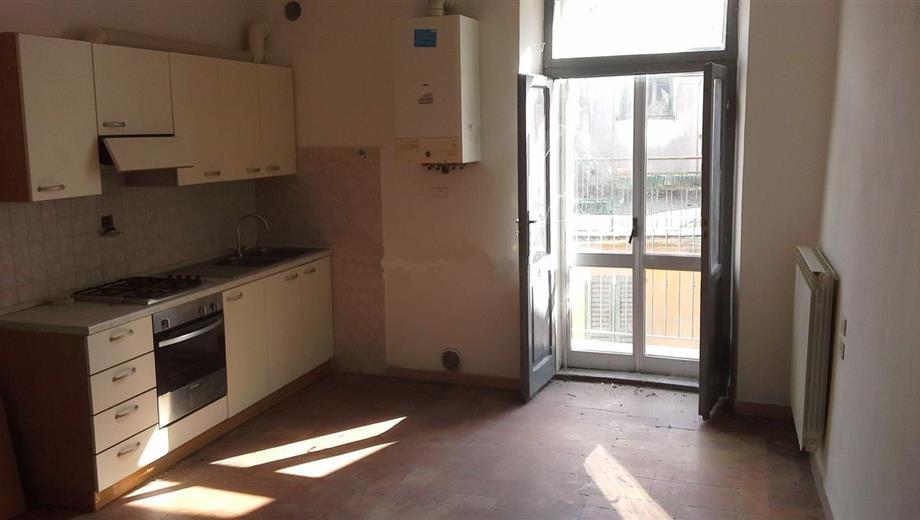 Quadrilocale in affitto in via Bizzarri, 2 Sassoferrato