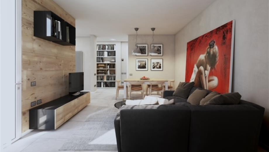 Luminoso appartamento in ristrutturazione | 10 minuti dal centro
