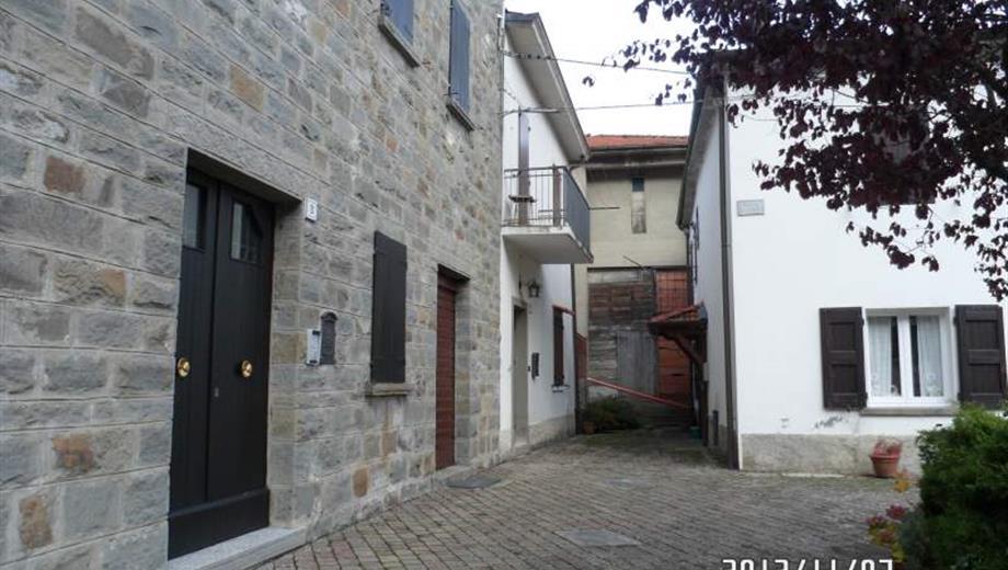 Trilocale a Borgo Capanne