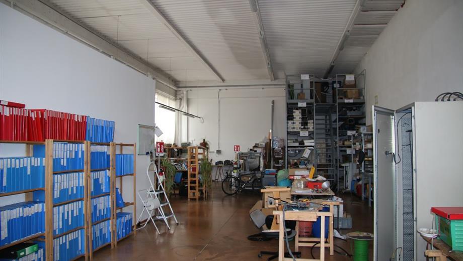 Laboratorio Magazzino 165 mq