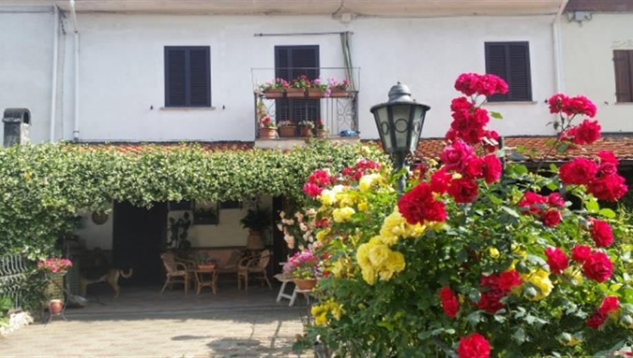 Villetta a schiera in vendita in borgo castel ceriolo s.n.c