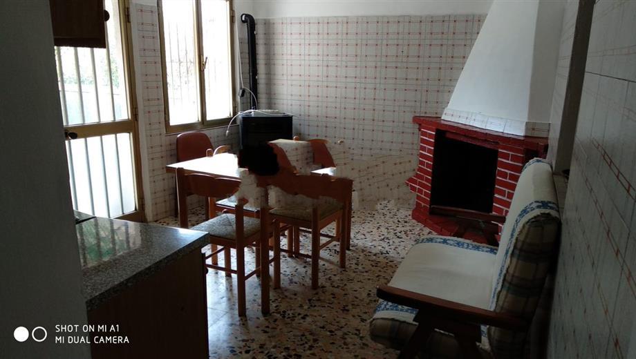 Ampia abitazione in zona tranquilla della Sardegna