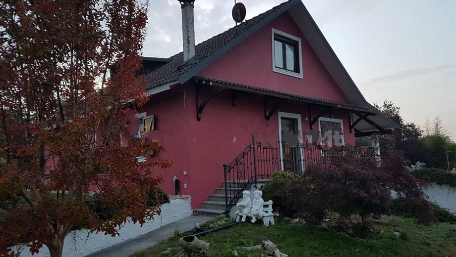 Villa unifamiliare via dei Gorgassi, Frossasco