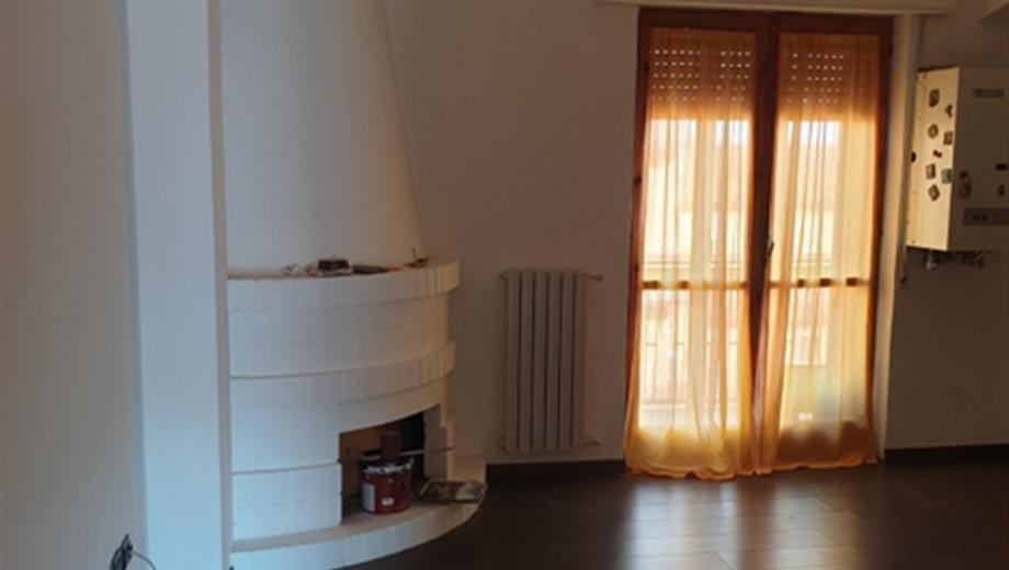 Nusco: Appartamento + garage