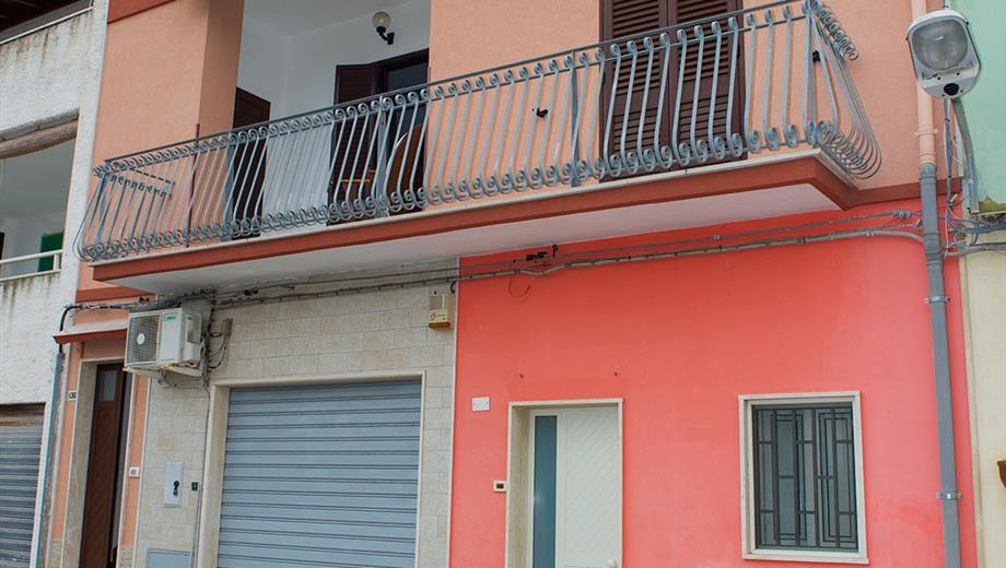 Casa indipendente fronte mare a Specchiolla (BR)