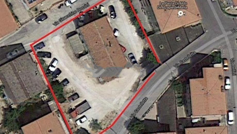 Affitto di ufficio in via Castelletta, 33 -35