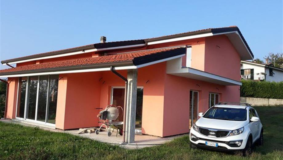 Villa unifamiliare Strada La Ciappa 4, Lerma