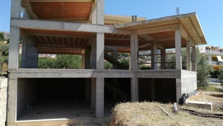 Villa in corso di costruzione contrada sovareto