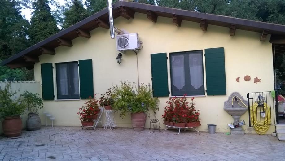 Villa singola e dependence