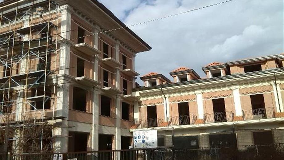 Mansarda in vendita di nuova costruzione