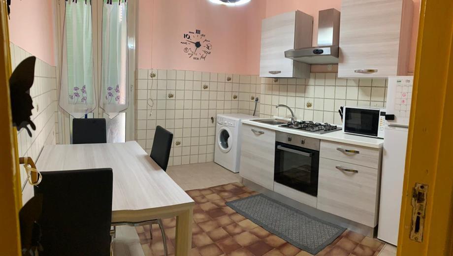 Camera doppia uso singola in appartamento