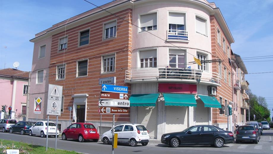 Locale Commerciale Centralissimo in Rimini