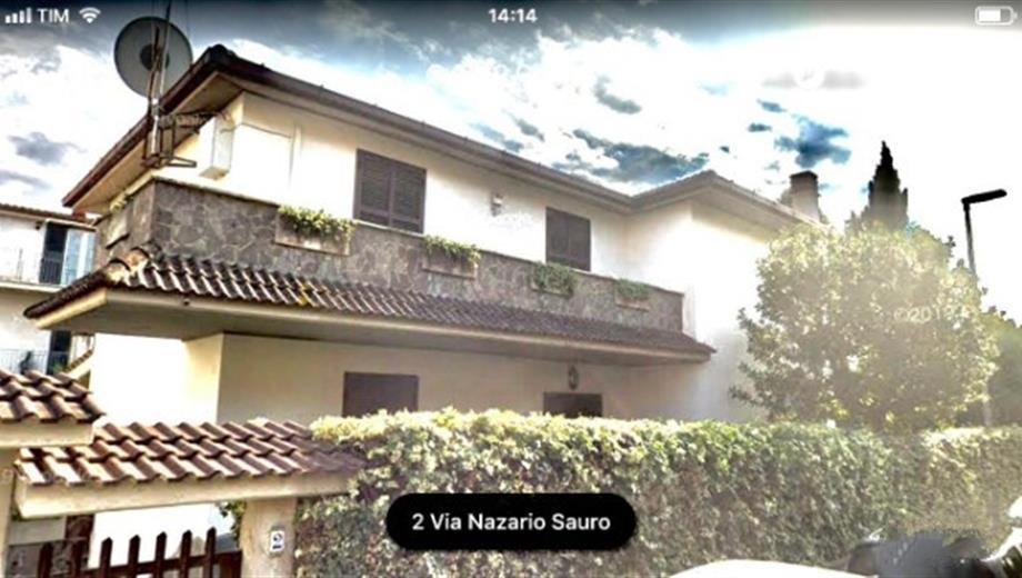 Villa unifamiliare a villanova di guidonia