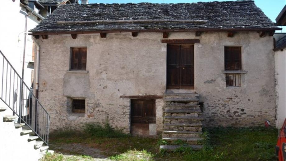 Rustico / Casale via Trabucchi, Malesco