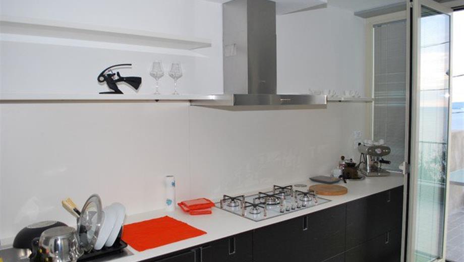 Affitto di Villetta a schiera in strada del Friuli, 469 Altipiano Ovest-Barcola, Trieste