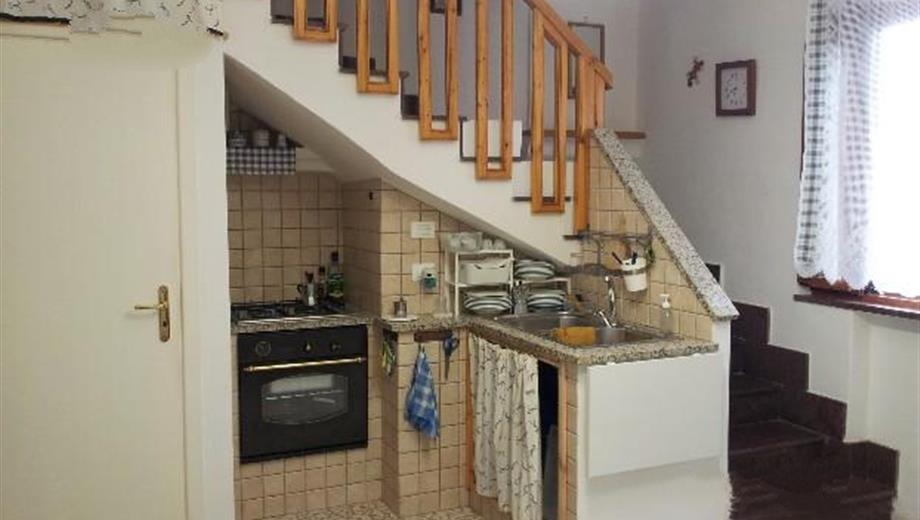 Appartamentino ristrutturato ed arredato