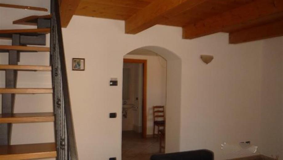Appartamento su due piani con ingresso indipendent