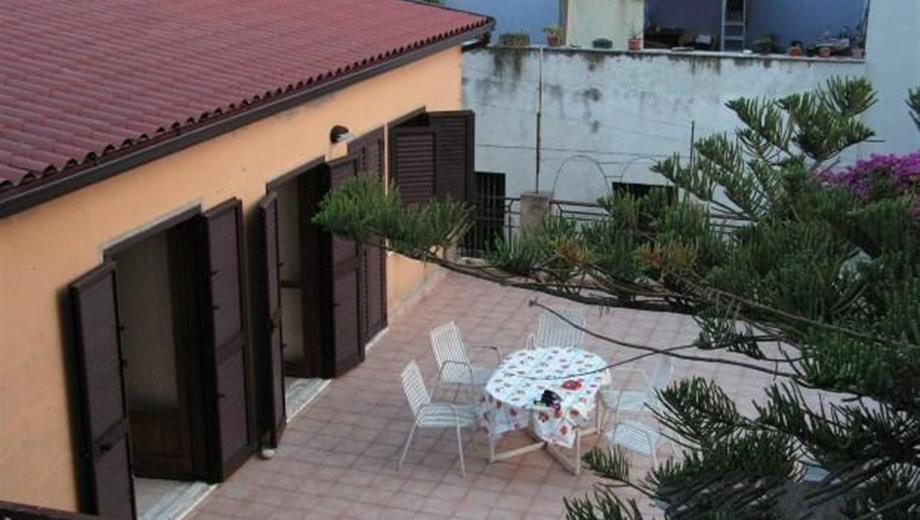 Porzione di bifamiliare in Calabria