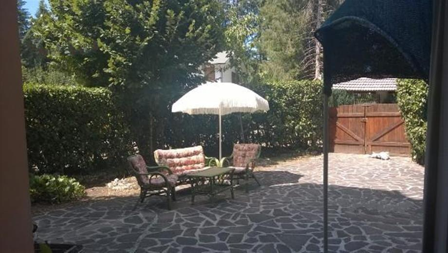 Appartamento di 45mq. 3 locali con giardino